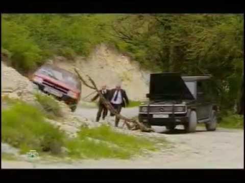 Береговая охрана (2013) 9 серия - car chase scene