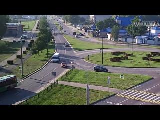 ДТП Вульковское кольцо Брест.