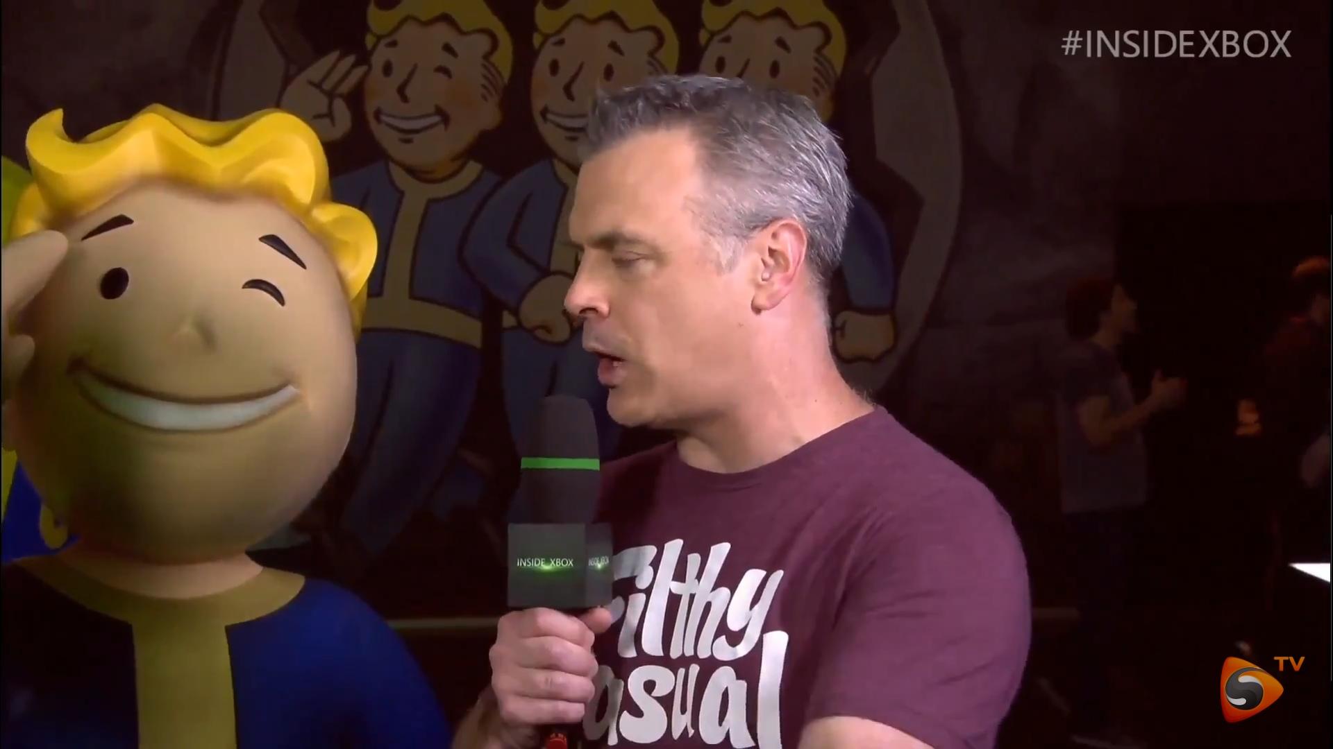 Питт Хайнц рассказывает о строительстве в Fallout76