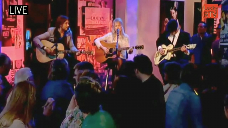 The Common Linnets - Calm after the Storm - Live