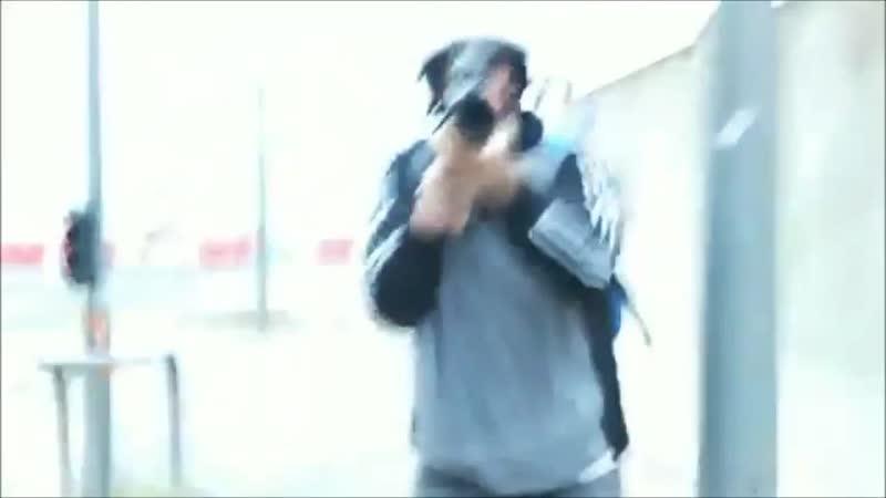 A Rouen la police vise la tête d'un journaliste