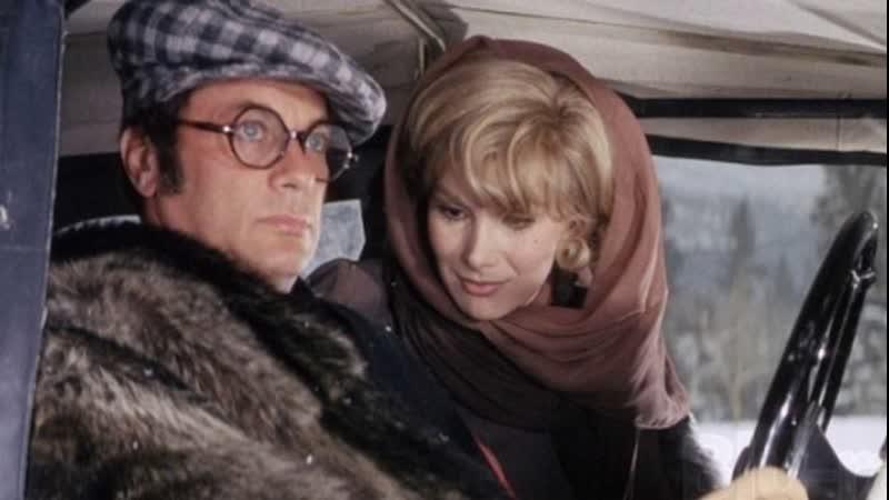 Х/Ф Бросок в Монте-Карло / Monte Carlo Or Bust! (Франция—Италия—UK, 1969) Комедия, сиквел на Х/Ф Воздушные приключения.