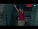 Red Sox Usher casually catches a foul ball barehanded takes his dues and makes a young fans night