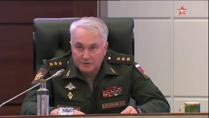 В Минобороны рассказали о воссоздании военно политических органов в ВС РФ