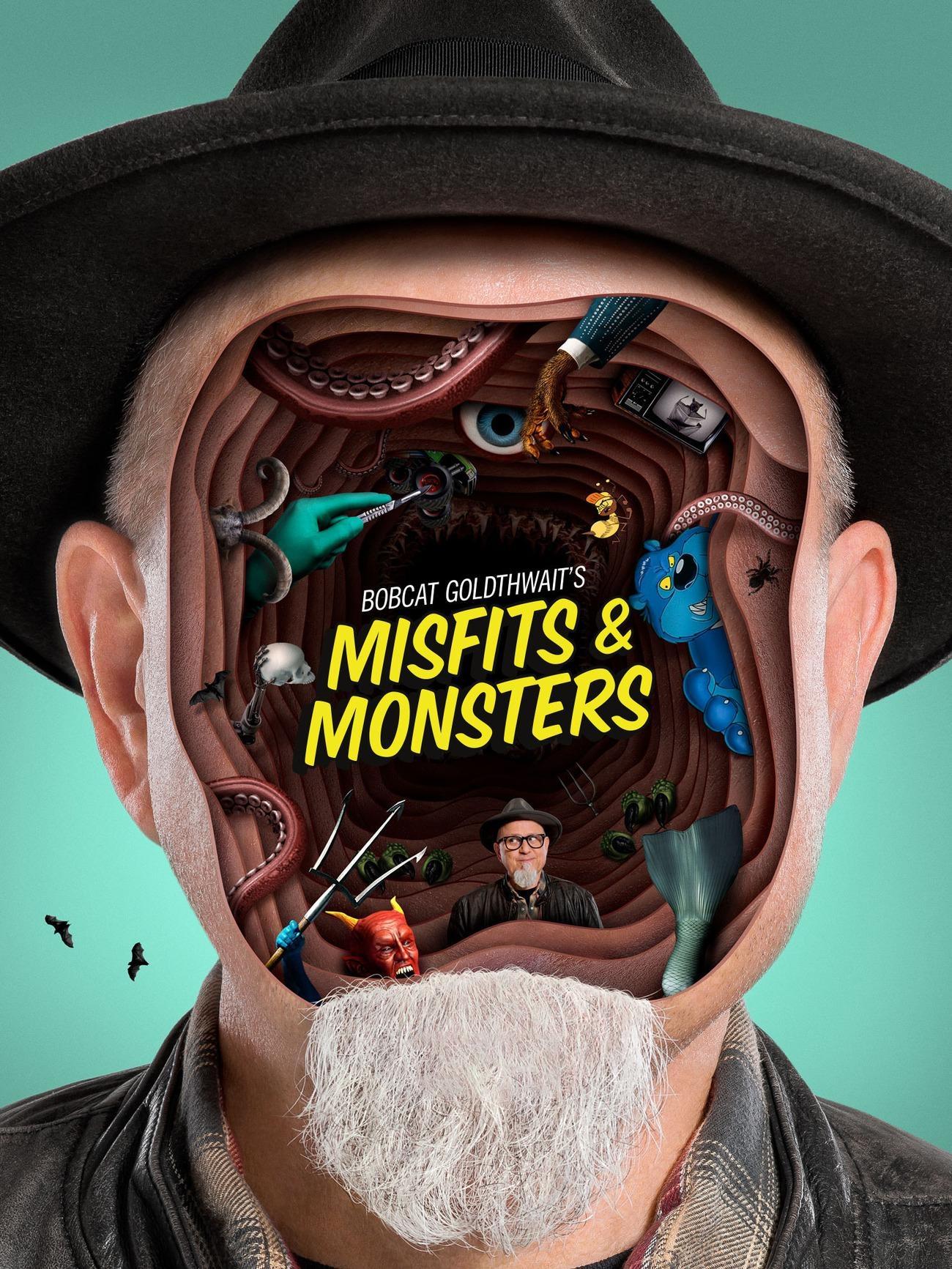 Маргиналы и монстры Бобкэта Голдтуэйта  / Bobcat Goldthwait's Misfits & Monsters