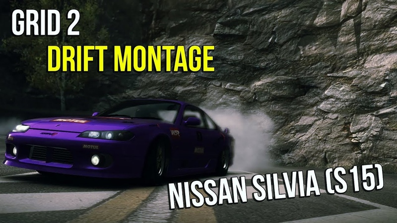 GRID 2 Drift Montage Nissan Silvia S15