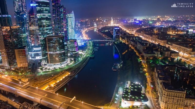 30 urban 2015 Moscow timelapse