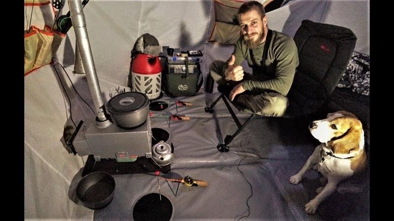 Зимняя Рыбалка С Ночёвкой 2018 2019 Дом На Льду Рыбалка Будущего Как Поймать Леща