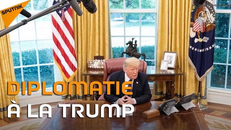 Diplomatie à la Trump – US-Präsident will Sicherheitsratssitzung zu Iran leiten