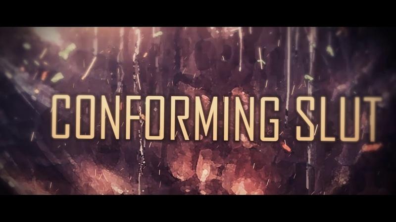 ACRANIA - GAGGED WITH PROPAGANDA FT. CJ MCCREERY BEN DUERR (SLAMCORE COLLECTIVE OFFICIAL VIDEO)