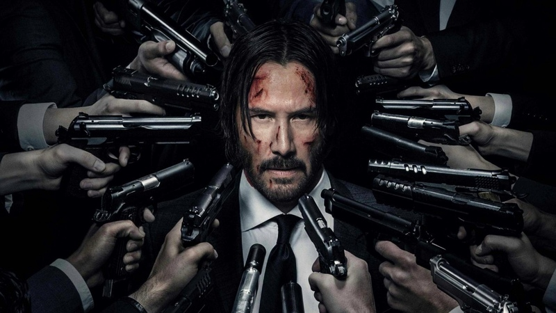 Suits Maps And Guns (John Wick Chapter 2 OST)