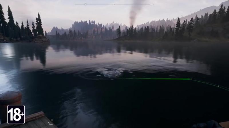 Лёша Пчёлкин Far Cry 5 RAPGAMEOBZOR