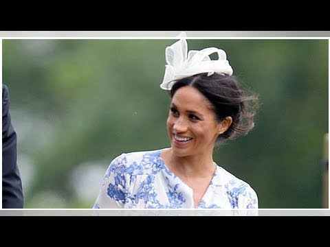 Meghan Markle stuns as she joins Prince Harry at family wedding| by US Celebrity News