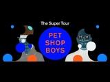 PET SHOP BOYS - The Super Tour. BUENOS AIRES, 2016.