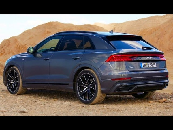 2019 Audi Q8 - Audi's New Flagship SUV