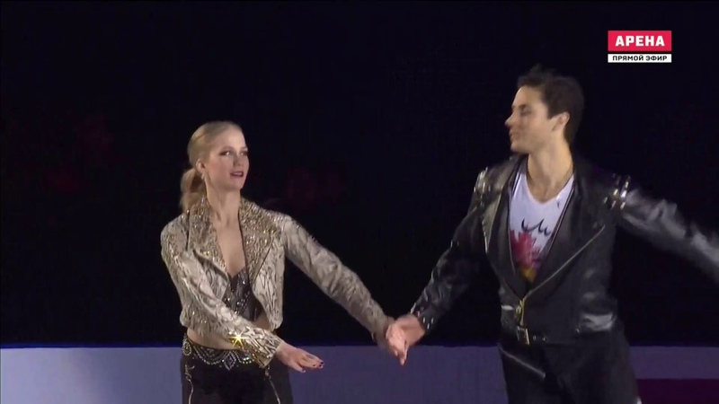 2016 Cup Of China Exhibition Gala Kaitlyn WEAVER Andrew POJE