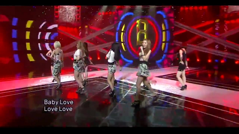 Blady - Crazy Day at SBS Inkigayo