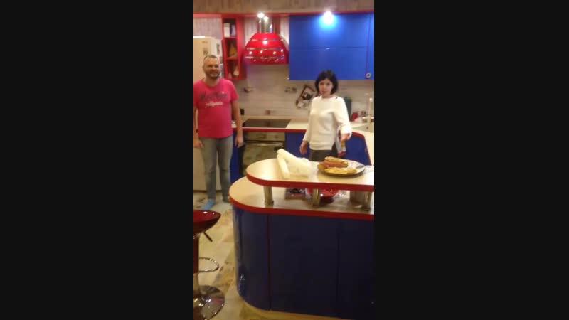 Видеоотзыв от нашей заказчицы Ирины Сергеевны Я.