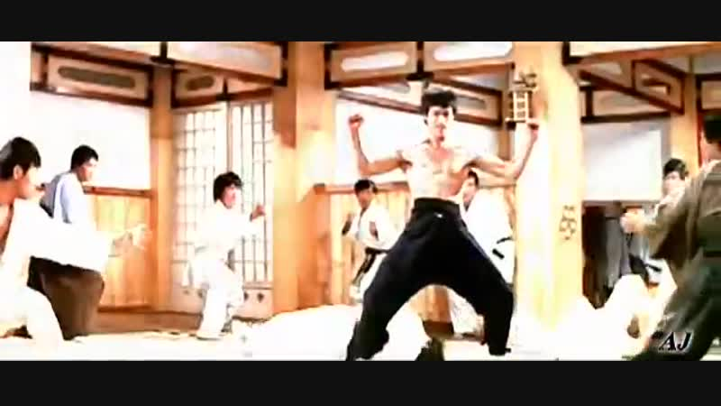 Bruce Lee Lose Control featuring Hero by Sevendust