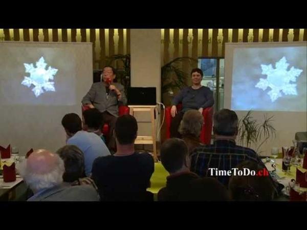 Vortrag von Dr. Masaru Emoto am 10.04.2013 in Langenthal Teil 1, TimeToDo.ch 16.05.2013