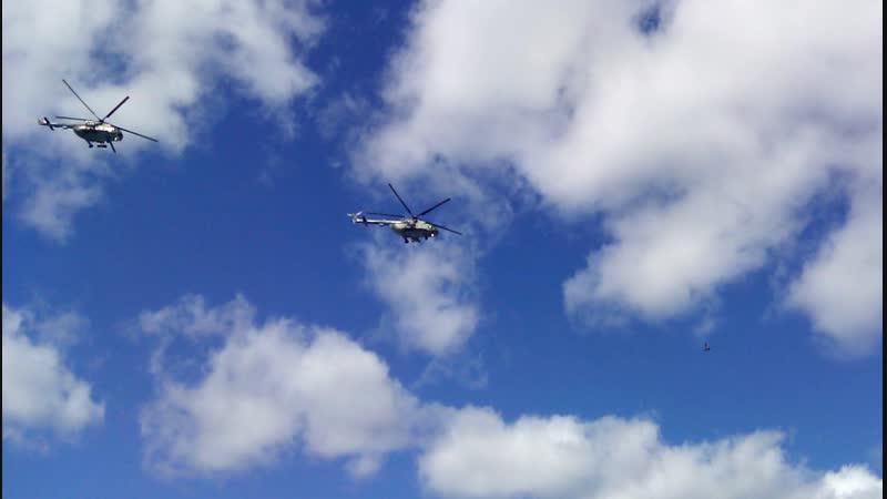 Вертолеты и самолеты авиация