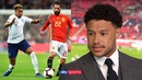 Oxlade Chamberlain's fascinating insight on playing in midfield with 5 at the back