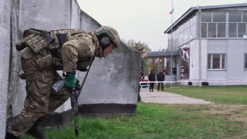 Турнир памяти Героя России капитана Д.А. Серкова 2018 ФТЦС