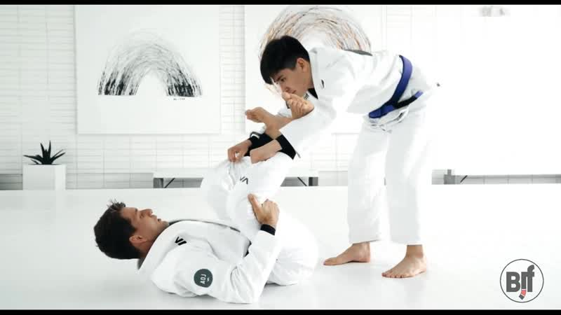 Rafael Mendes - 2 CONTROLLING RECOVERING GUARD FROM OPPONENT'S TORREANDO GRIPS bjf_aoj