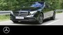 Mercedes-Benz E-Class (2018): Driving Features | Presented by Dave Erickson