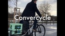 Convercycle Bike 2in1 City Bike and Cargo Bike now on Indiegogo