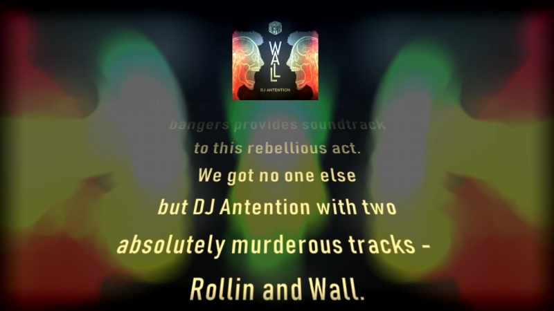 DJ ANTENTION WALL EP OUT NEXT WEEK ON SOME PROOF!