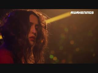 Helena Hauff - Live @ Awakenings Gashouder, New Year Specials 31.12.2018