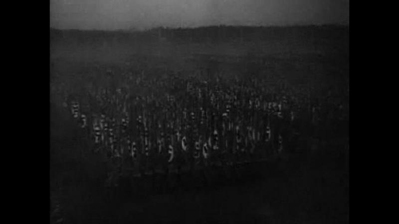 Триумф воли | Triumph des Willens | Германия, документальный, военный, история, 1935 | реж. Лени Рифеншталь