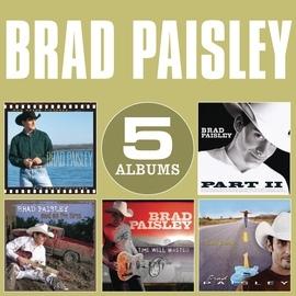 Brad Paisley альбом Original Album Classics