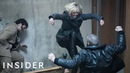 What It Takes To Be A Stunt Person