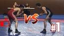 Mes Combat de Lutte ( Compétition 1er partie)