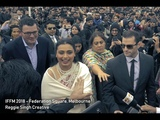 Indian Film Festival Melbourne 2018 with Bollywood Actress Rani Mukerji