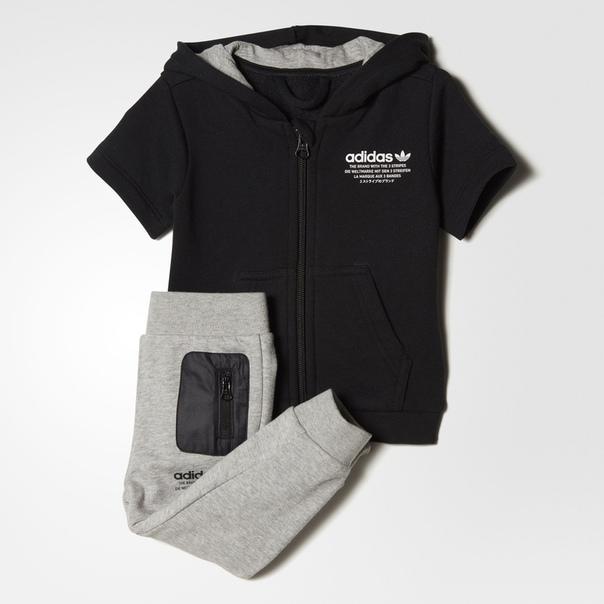 Комплект: худи и брюки Hooded Flock