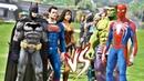 MARVEL против DC в GTA 5Человек-Паук,Халк,Тор,Бэтмен,Супермен,ДжокерМоды в GTA 5