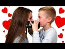 Как научиться целоваться за 1 минуту. Первое свидание с ЛЕДИ ДИАНОЙ.
