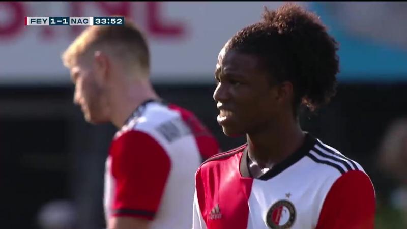 SAMENVATTING - Feyenoord - NAC Breda 2018-2019