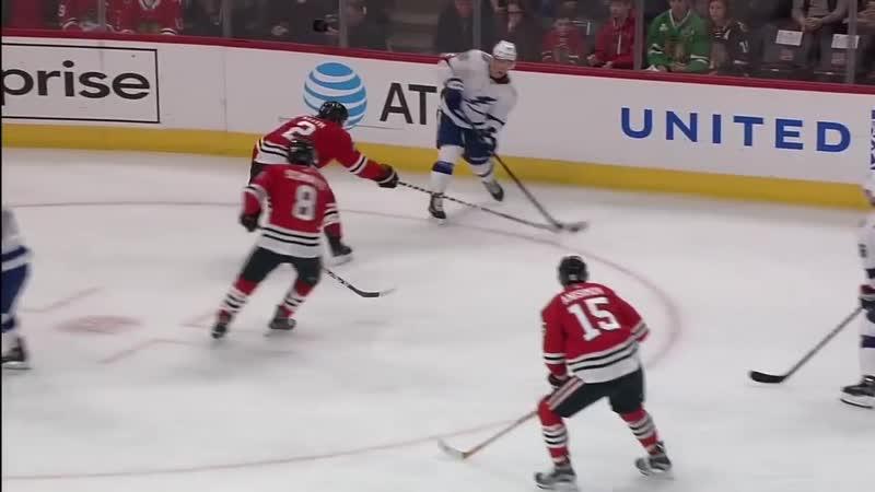 Tampa Bay Lightning vs Chicago Blackhawks – Oct.21, 2018 ¦ Game Highlights ¦ NHL 18-19