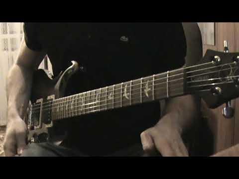 Starset - Carnivore (guitar cover)