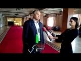 Наталья Поклонская и Сергей Аксенов об Александре Захарченко