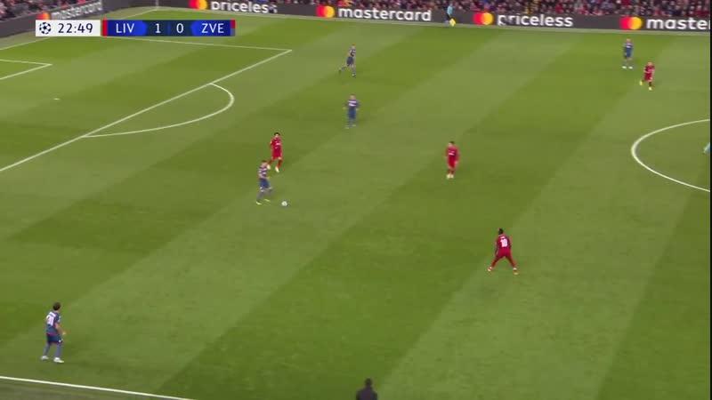 Liverpool Crvena Zvezda 1st
