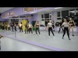 учим танец под песню Джиган -Молоды мы