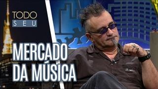 Bate-papo com o crítico musical Regis Tadeu sobre o mercado da música - Todo Seu (26/06/18)