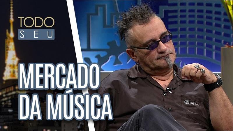 Bate-papo com o crítico musical Regis Tadeu sobre o mercado da música - Todo Seu (260618)