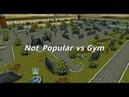 Not_Popular vs Gym | Tanki Online | Parma duel | 1