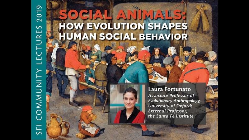 SFI Community Lecture - Laura Fortunato